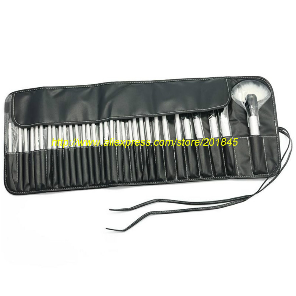 32 Suits Makeup brush set up tool foundation brush eyebrow eye shadow for beginners white