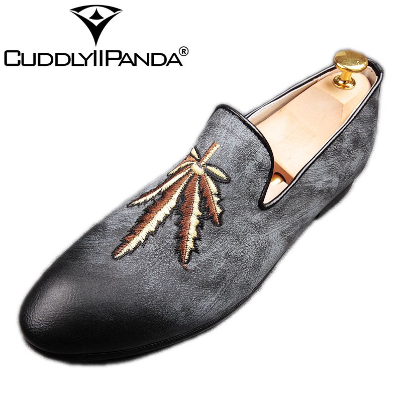 Cuddlyiipanda Brand Serpentine Print Mens Flats Casual Shoes Moccasins Men High Top Fashion Snake Style Male Driving Platform Shoes