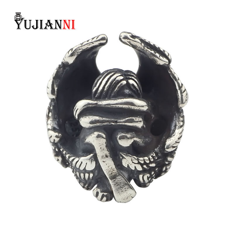 Female Angel Charms Antique 925 Sterling Silver Beads Fit DIY Woman Original European Style Bracelet & Necklace Gift Jewelry