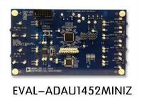 Adau1452 placa de desenvolvimento/adi placa de desenvolvimento original/EVAL-ADAU1452MINIZ