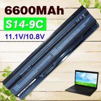 Apexway 4400mAh Battery For MSI GE60 GE70 Series CR41 CX61 CR70 BTY S14 BTY S15 FR610 FR620 FR700 FX400 FX420 FX60 FX603 FX610