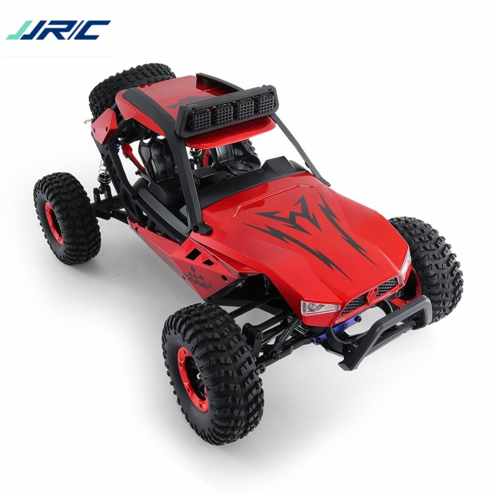 JJRC Q46 45km/h High Speed Remote Control Car 1/12 2.4G 4CH Off Road Buggy Crawler RC Car 4-wheel Drive Climber Children Toy 1 12 high speed car ratio control 2 4 ghz all wheel drive model 4x4 driving car assebled buggy vehicle toy