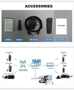 Image 4 - 2019 network walkie talkie WCDMA GSM smartphone Intelligent GSM intercom + analog intercom + stereo speakers walkie talkie WIFI