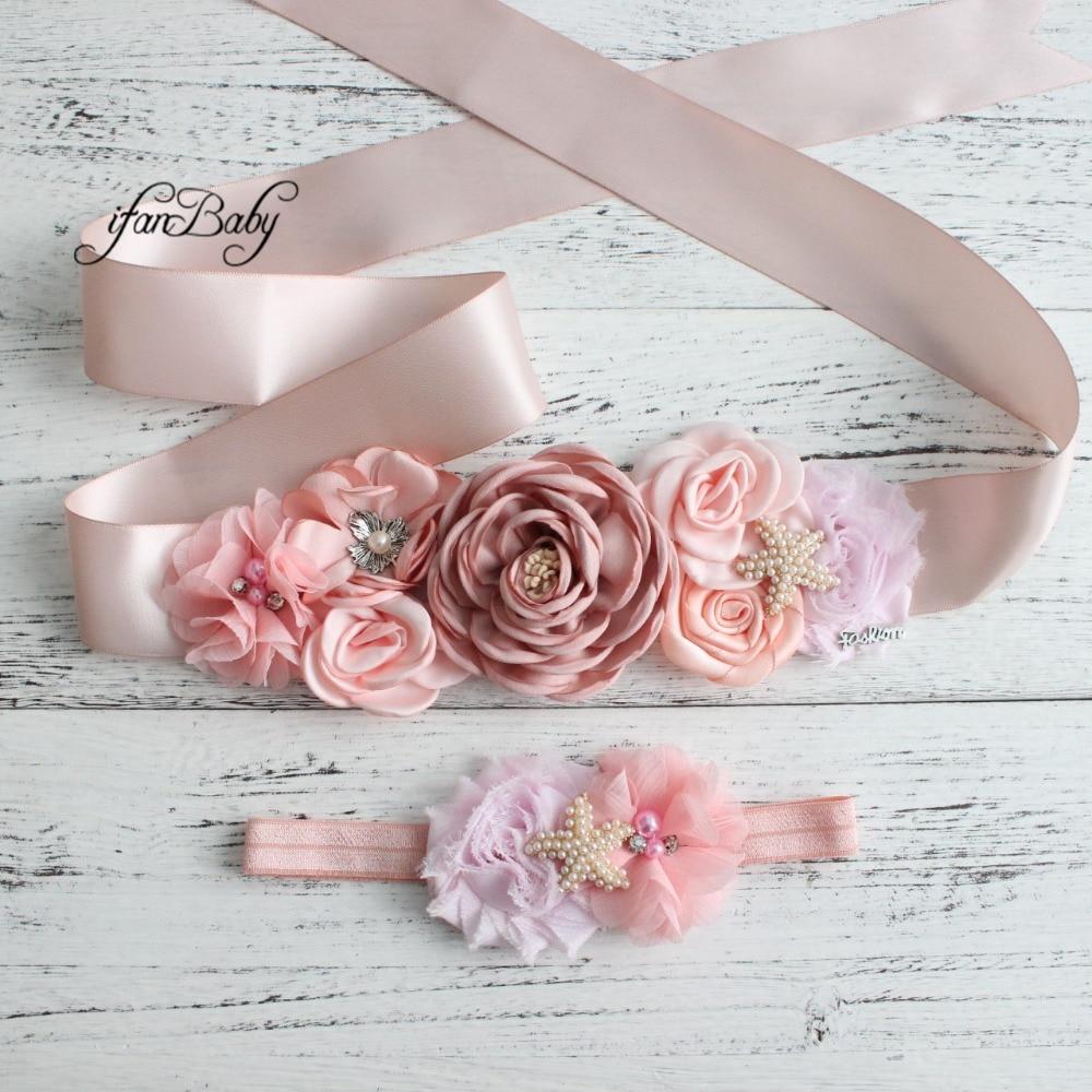 women belt flower sash belt (6)