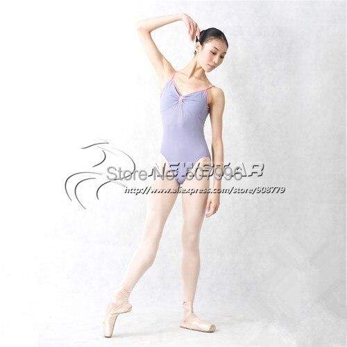 772ca8de84ce dance costume gym suit clothing leotard clothes Sling dance ballet ...
