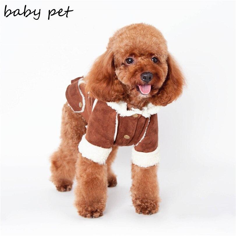 inglaterra estilo pet chaqueta sml XL XXL ropa para perros mascotas ropa de inv