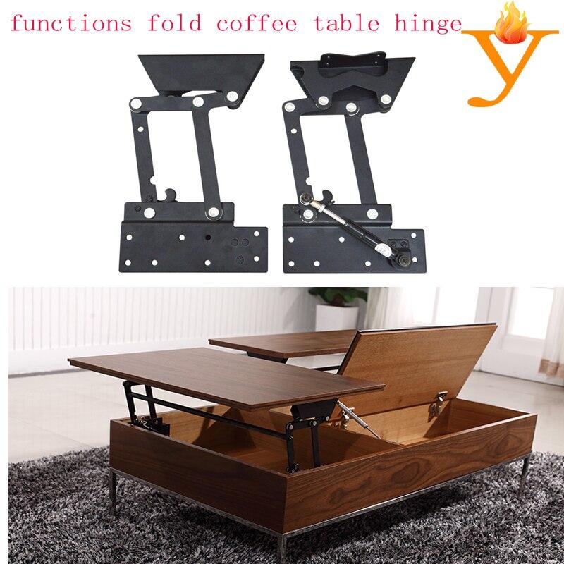 Compra mecanismo de mesa plegable online al por mayor de - Bisagras para mesas plegables ...