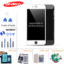 Sinbeda 100% New For iPhone 7 7 Plus LCD Display Touch Screen Digitizer Assembly Replacement For iPhone 8 8 Plus Digitizer 10% discount free dhl 3pcs 100% new alibaba china highscreen lcd for iphone 7 display and touch screen digitizer assembly