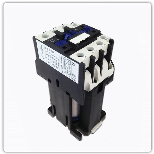 US $21 99 |LP1 D DC Operating Contactor CJX2 1810Z 1801Z 18A DC24V DC110V  DC220V-in Speaker Accessories from Consumer Electronics on Aliexpress com |