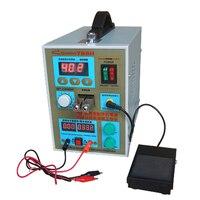 SUNKKO 788 H сварочно точечная машина 18650 литиевая батарея точечной сварки DC функцией зарядки импульса светодиодный освещения месте сварщиков