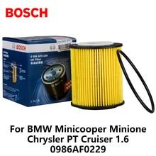 Bosch Car Oil Filters For BMW Minicooper Minione Chrysler PT Cruiser 1.6 0986AF0229