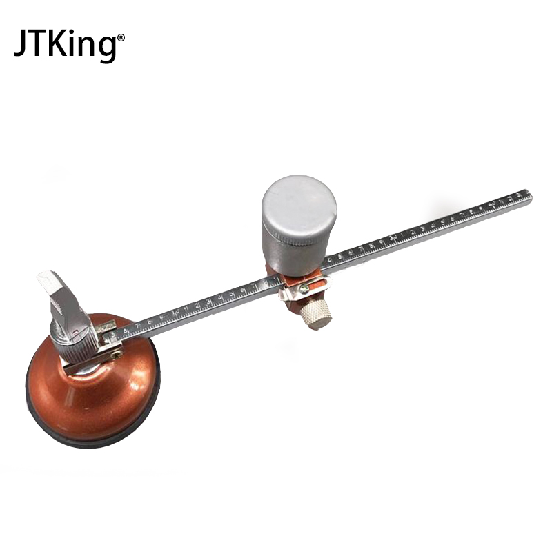 1 40cm Compass Type High Precision Glass Cutting Machine Suction Cup Type Circular Cutting Tool DIY Cutting Woodworking Tools