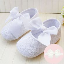 spring soft sole girl baby shoes cotton first wars fashion baby girl shoes butterfly-knot first sole kids shoes