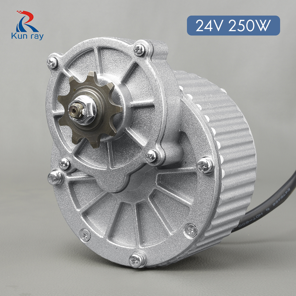 купить MY1018 250W24V DC Gear Brushed Motor ,Electric Bicycle Motor ,Ebike Brushed DCMotor,E-Scooter Motor Electric Bicycle Accessories по цене 6119.78 рублей