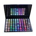 Nuevo 88 Naturaleza de Color de Sombra de Ojos Paleta Set de Maquillaje Eye Pro Caja de sombra de ojos Paleta de Cosméticos herramientas de Belleza Facial con 2 Sombras De Ojos palos