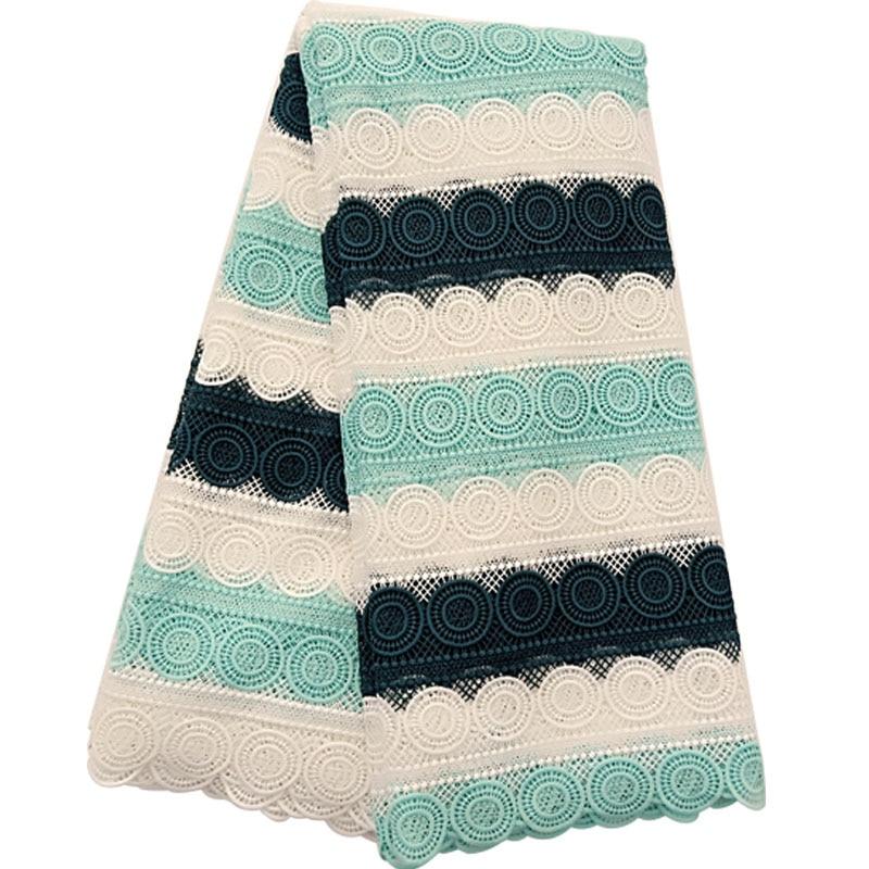 새로운 디자인 아프리카 코드 레이스 직물 고품질 나이지리아 웨딩 드레스 레이스 수용성 guipure 레이스 원단 H836 1-에서레이스부터 홈 & 가든 의  그룹 1