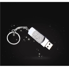 USB Flash Drive 32gb Metal pen drive 8gb Crystal usb disk 128gb precious stones stick 64gb Rotatable pendrive 16gb free logo