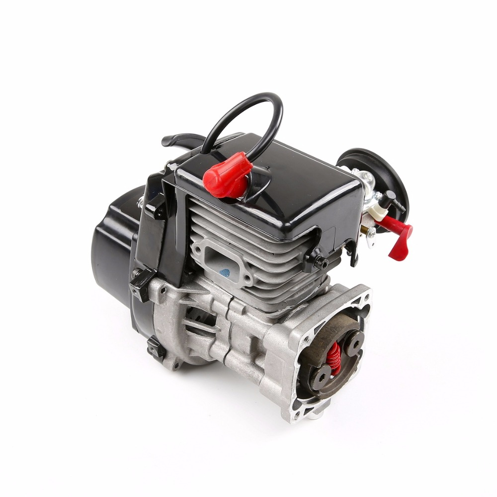45CC 4 schrauben Motor Benzin Motor mit Walbro1107 NGK zündkerze FÜR 1/5 LOSI 5IVE T ROVAN LT KÖNIG MOTOR X2 RC AUTO TEILE - 4