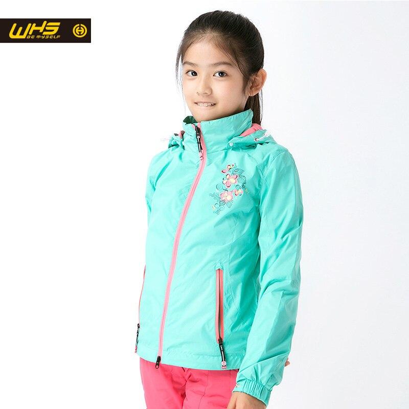 WHS жаңа Қыздар курткалары Спорт ашық - Спорттық киім мен керек-жарақтар - фото 3