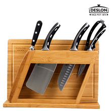 free shipping 7-star steel knife set ly-tz001-7 DESLON