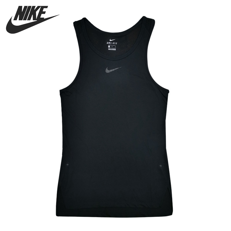 Original New Arrival  NIKE Men's T-shirts Sleeveless Sportswear