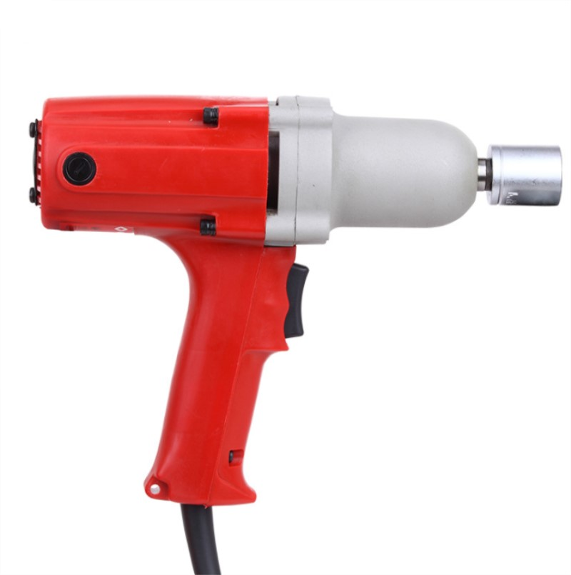 220V 350W Electric Spanner 6416 Tool Electric Frame Worker Electric Wind Gun Impact Spanner High Power - 5
