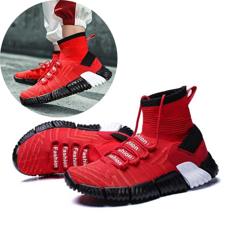 Des Sport Runing De 201844 Étudiants Noir blanc Occasionnelles Mode Mans Baskets Chaussures Skate Automne Hommes Espadrilles rouge CBxorde