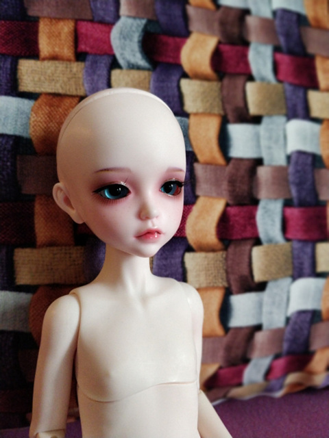 New Arrival 1/6 BJD Doll BJD/SD Fashion Lonnie With Fleckles LOVELY Doll For Baby Girl Birthday Gift Free Shipping 3