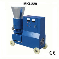 MKL229 Pellet Press 11KW Wood Pellet Mill With Motor