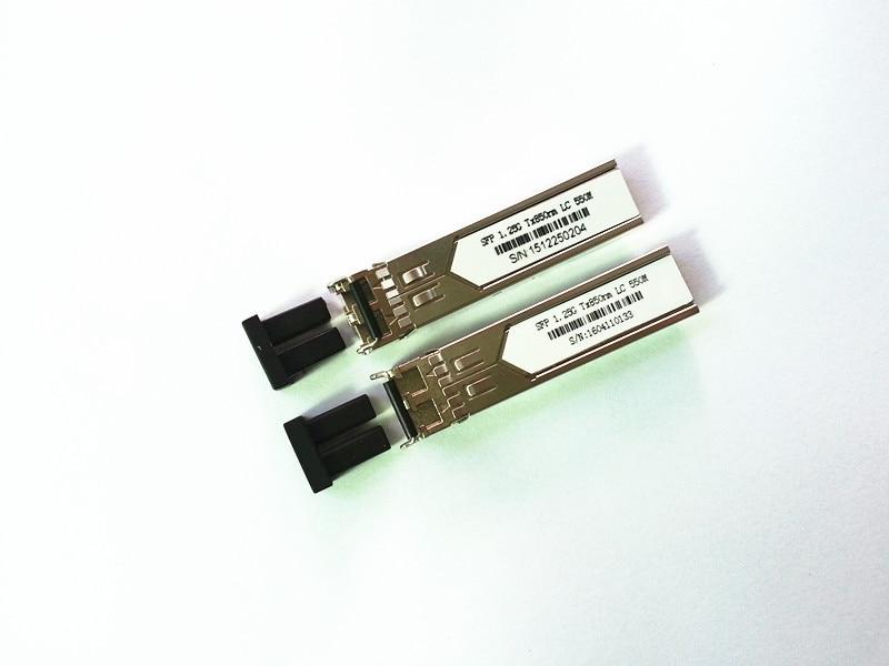 10 броя / лот 100% Нов SFP-SX-MM SFP модул за - Комуникационно оборудване - Снимка 4