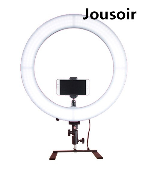 Dimming 14 40W Stepless LED Ring Light+Bluetooth Remote+Carry Bag For Photo Studio Photography equipment CD50Dimming 14 40W Stepless LED Ring Light+Bluetooth Remote+Carry Bag For Photo Studio Photography equipment CD50
