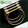 316l titanium pulseira com uma chave de fenda presentes para mulheres moda banhado a ouro amor moda pulseiras bangles