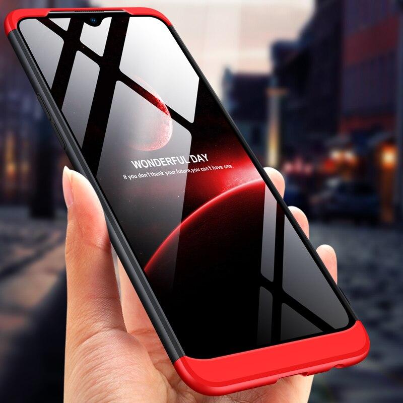 Oppo A1K Case Oppo A1K cover 360 Full Protection Shockproof Phone Matte Capa For For Oppo A1K OPPO A1K A 1K OPPOA1K CPH1923 case