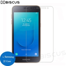 """Ochronne szkło hartowane na ekran do Samsung Galaxy J2 Core SM J260F/DS 5.0 """"szkło J 2 rdzeń J2Core Premium ochronna szczupła folia"""