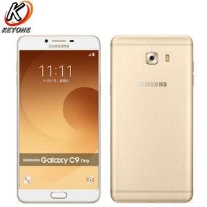 Image 4 - Nouveau téléphone portable SAMSUNG GALAXY C9 Pro C9000 LTE 6.0 pouces 6 go de RAM 64 go ROM Octa Core 16MP 4000 mAh Android 6 téléphone double SIM