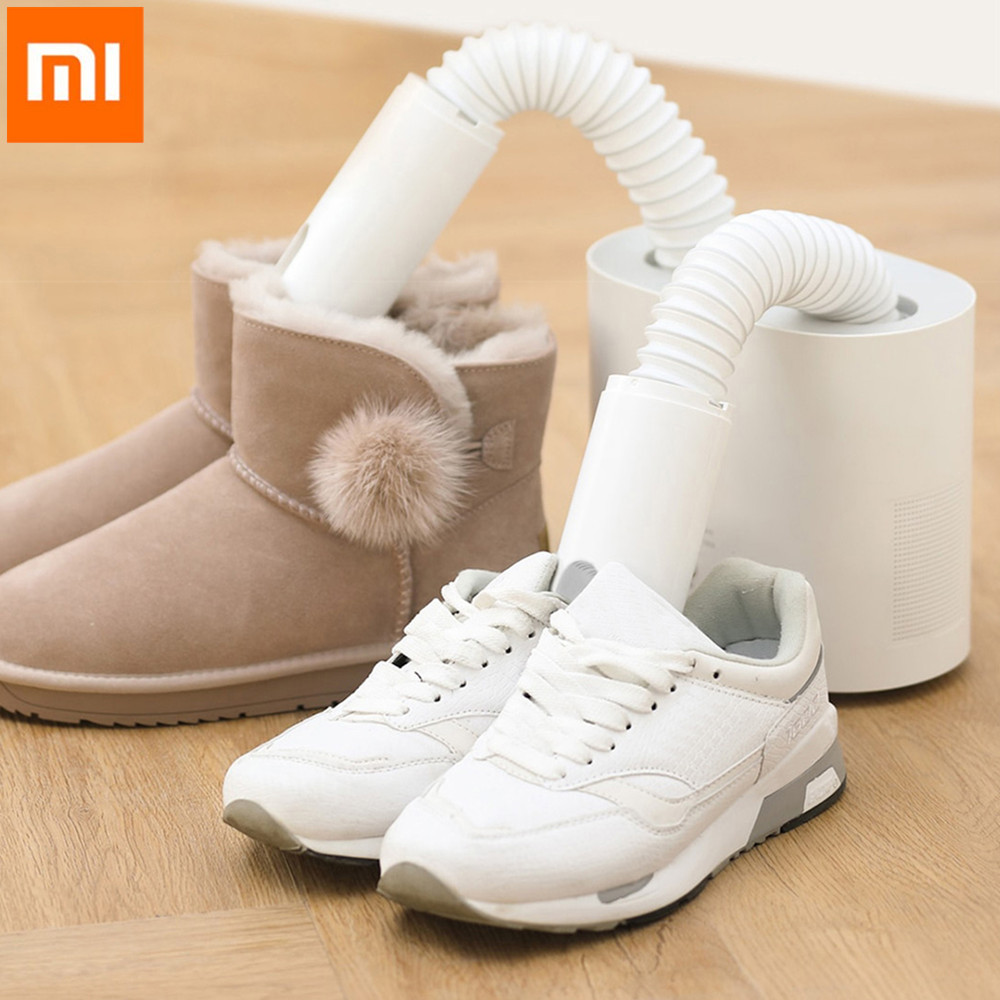 Xiaomi Deerma Shoe Dryer 3 In 1 Portable Intelligent Multi Function Retractable Shoes Clothes Dryer Multi