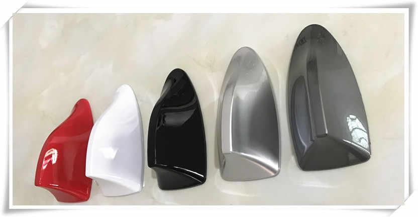 Car Styling Car radio shark fin Refitting accessories Stickers For Infiniti EX 35 37 G37 M35 Q60 Q50 QX50 QX70 Car Accessories