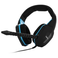 HUHD PS4 wired headset Gaming headphone for PS4 Xbox one Macbook with 3.5mm plug Hot sell in Alibaba (BLACK)