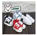 Cute BB Multicolors Canvas Shoes for BJD 1/8 ob az xaga Doll Shoes SB20