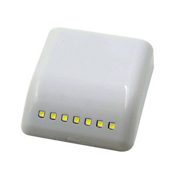 LED Light Sensor Night Lamp Inner Hinge Cabinet Wardrobe Drawer Battery Powered Convenience Energy saving ic chip фото