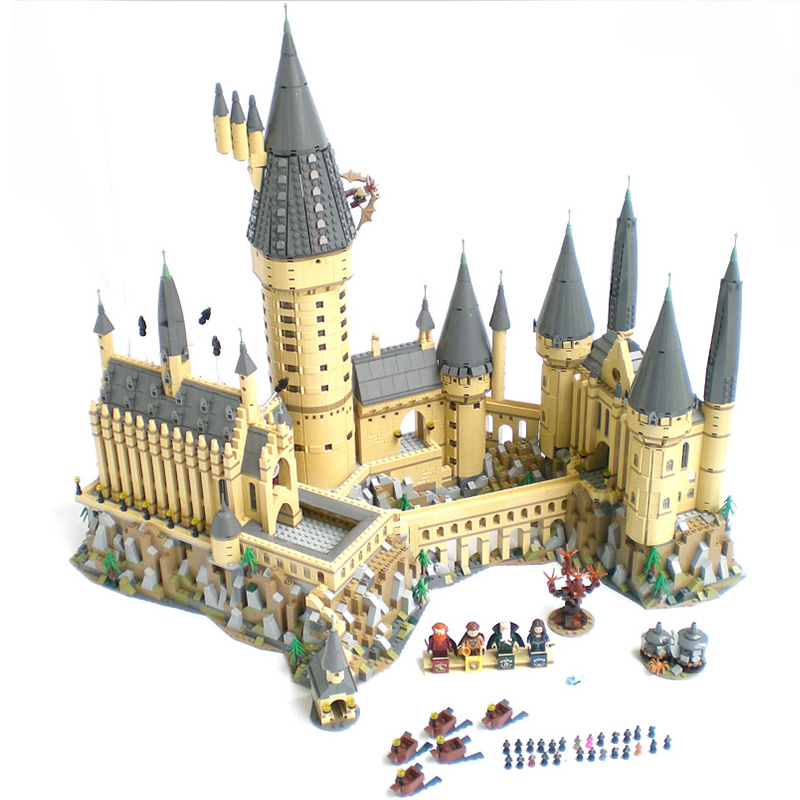 lepin 16060 harry film potter serie die legoinglys 71043 hogwarts castle weihnachten spielzeug 16042 pirates serie die stille Lepin 16060 Harry Movie Series The Legoinglys 71043 Hogwarts Castle Set Building Blocks Bricks House Model Christmas Kids Toys