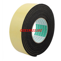 3 Meter 50mm X 5mm Single Side Adhesive Foam Sealing Tape For Door Window