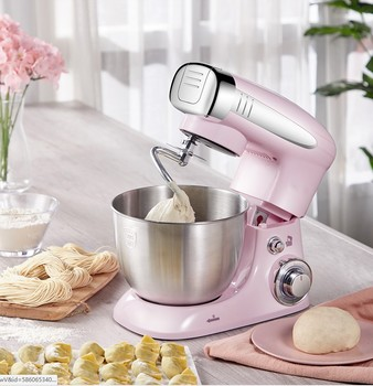 Electric mixer Food processor Dough kneading machine 1000W eggs cake kitchen stand mixer food Cooking mixing beater food mixers bosch mfq2210d home kitchen appliances processor machine equipment for the production of making cooking