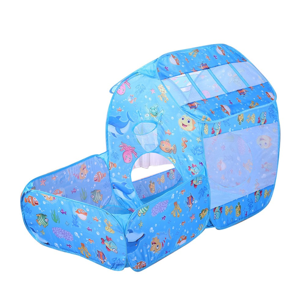 HTB1a.Xfa5HrK1Rjy0Flq6AsaFXaP 37 Styles Foldable Children's Toys Tent For Ocean Balls Kids Play Ball Pool Outdoor Game Large Tent for Kids Children Ball Pit