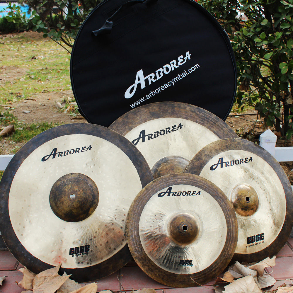 Arborea cymbal set Edge series(14