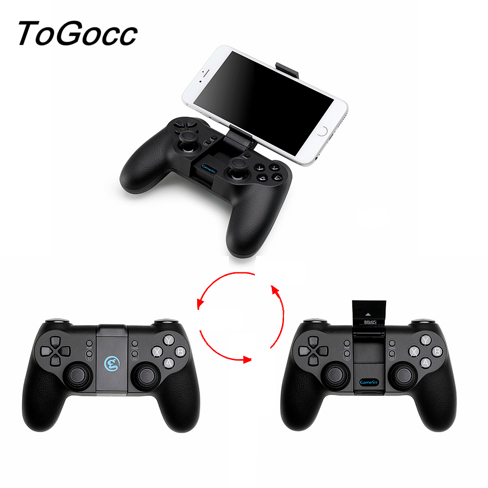DJI Tello Remote Controller with Battery 600MA Joystick Handle GameSir T1d Bluetooth 7M Drone Flight Accessories