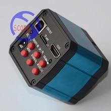FYSCOPE 14MP HDMI USB Ultra HD Промышленность Видео Микроскоп Камера TF карта 30fps камеры