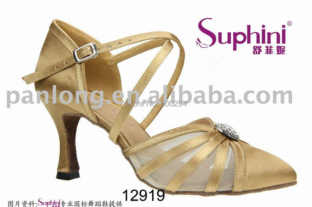 FREE SHIPPING Hot Sale Mesh Latin font b Salsa b font Dance font b Shoes b