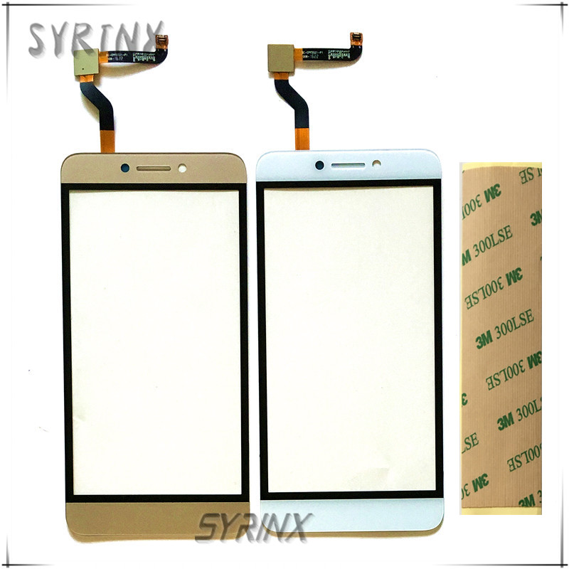 Syrinx Touch Screen Digitizer Panel Front Glass For Letv Coolpad Le LeEco Cool 1 Dual Mobile Phone Touchscreen Sensor