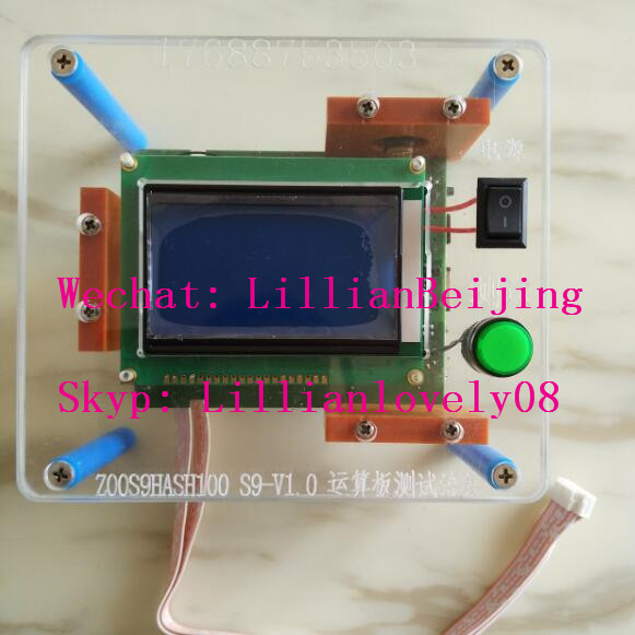 US $230 0 |Antminer hashboard Fixture z9 z9 mini R4 DR3 hash board tester  tool-in Network Switches from Computer & Office on Aliexpress com | Alibaba